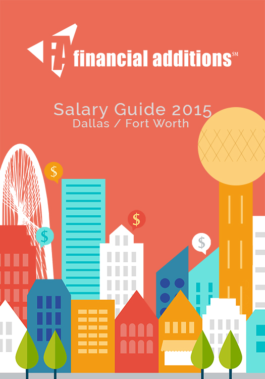 2015 Dallas/Fort Worth Salary Guide