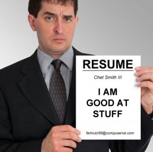 Great Resume Tips