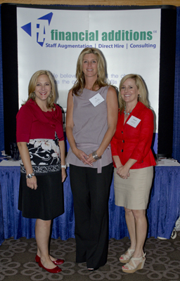 Mimi Rader, Liz Turbidy & Deborah Bell at NAPAC
