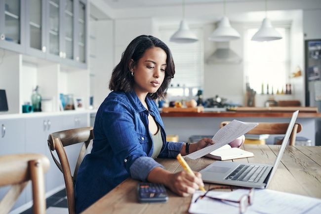 Financial Additions Work From Home